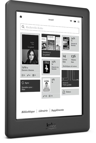 how to download books to kobo ereader